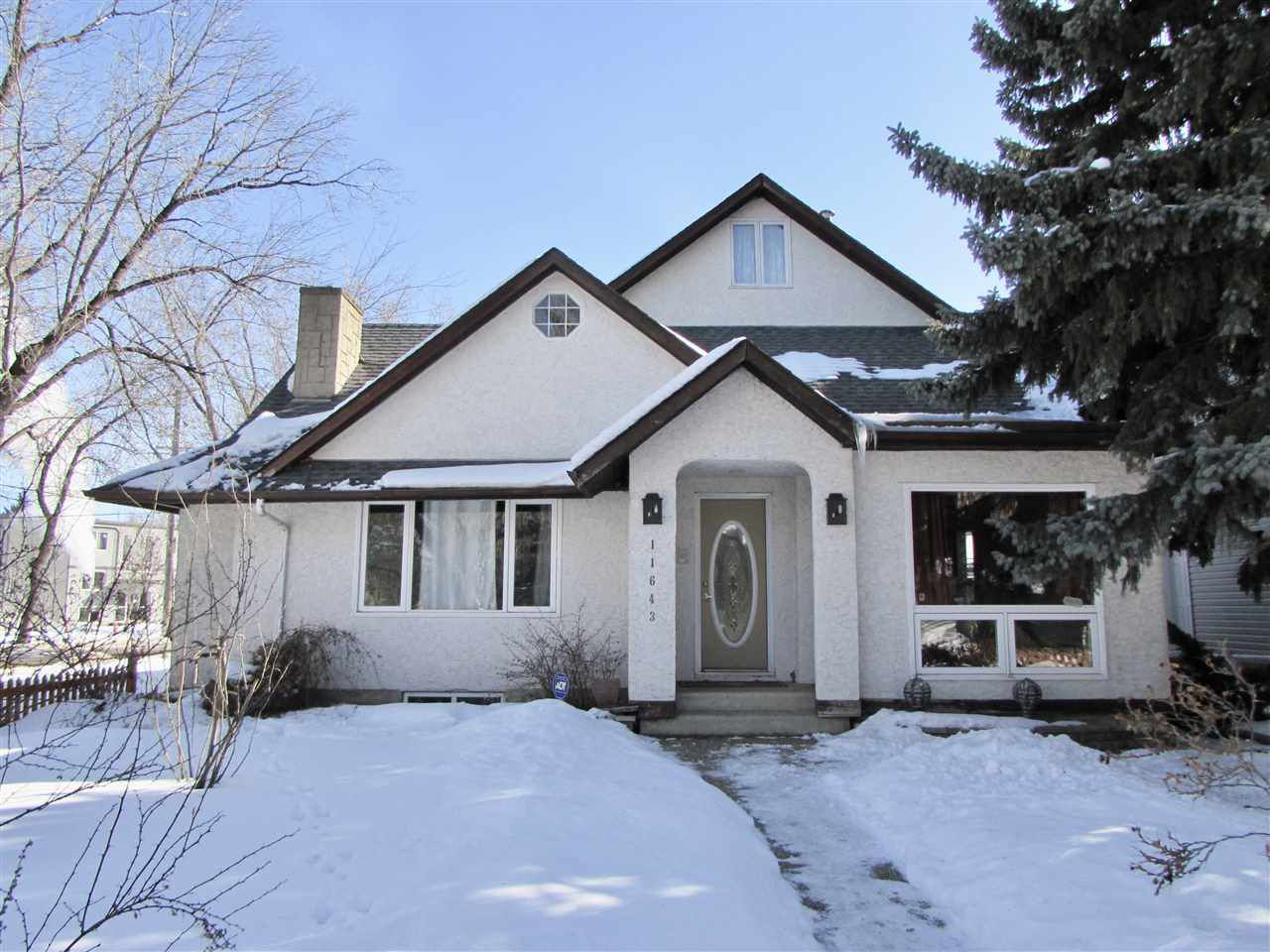 Main Photo: 11643 128 Street in Edmonton: Zone 07 House for sale : MLS®# E4141845