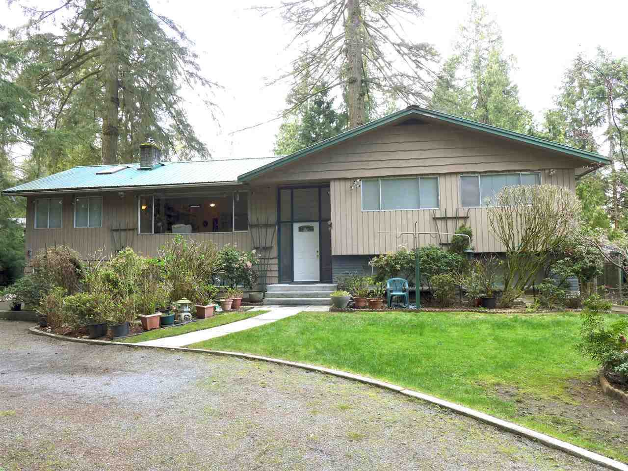 "Main Photo: 13817 56A Avenue in Surrey: Panorama Ridge House for sale in ""Panorama Ridge"" : MLS®# R2337884"
