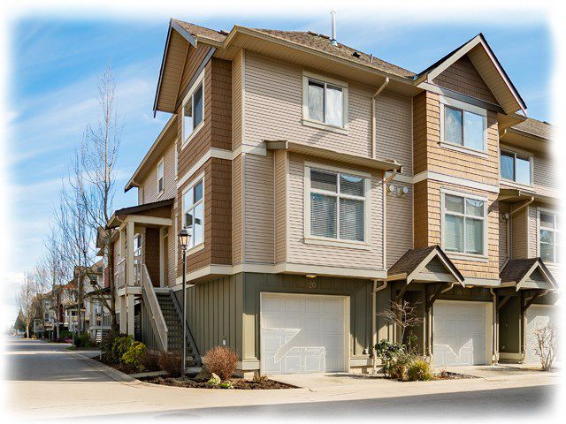 """Main Photo: 20 12311 NO 2 Road in Richmond: Steveston South Townhouse for sale in """"Fairwinds"""" : MLS®# R2344674"""