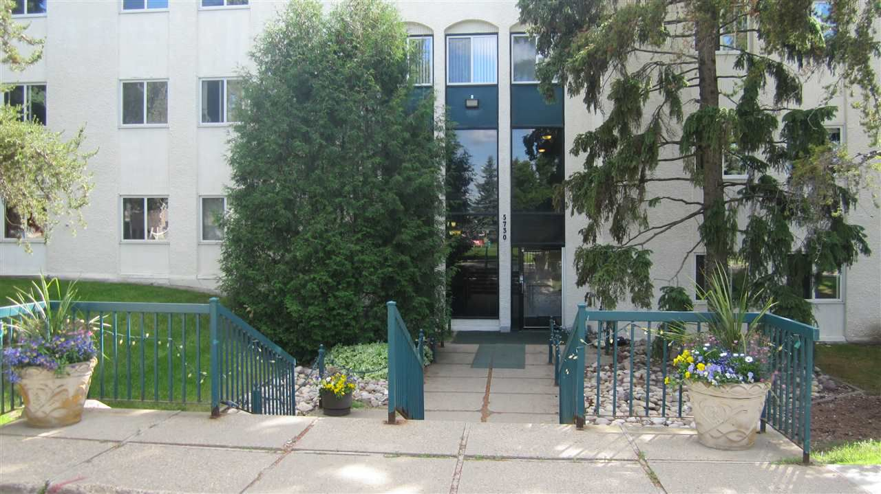 Main Photo: 301 5730 RIVERBEND Road NW in Edmonton: Zone 14 Condo for sale : MLS®# E4152294