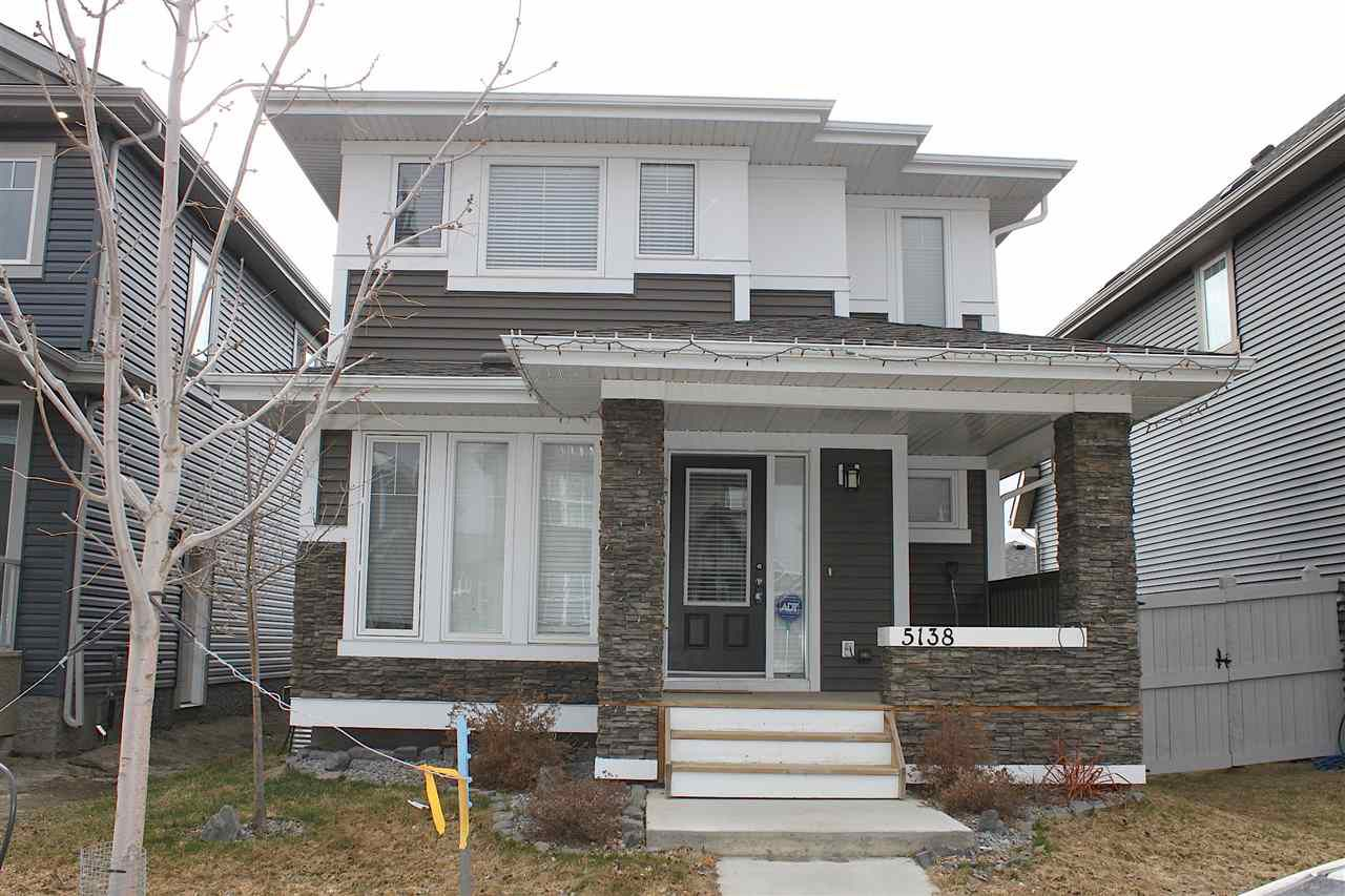 Main Photo: 5138 CORVETTE Street in Edmonton: Zone 27 House for sale : MLS®# E4152933