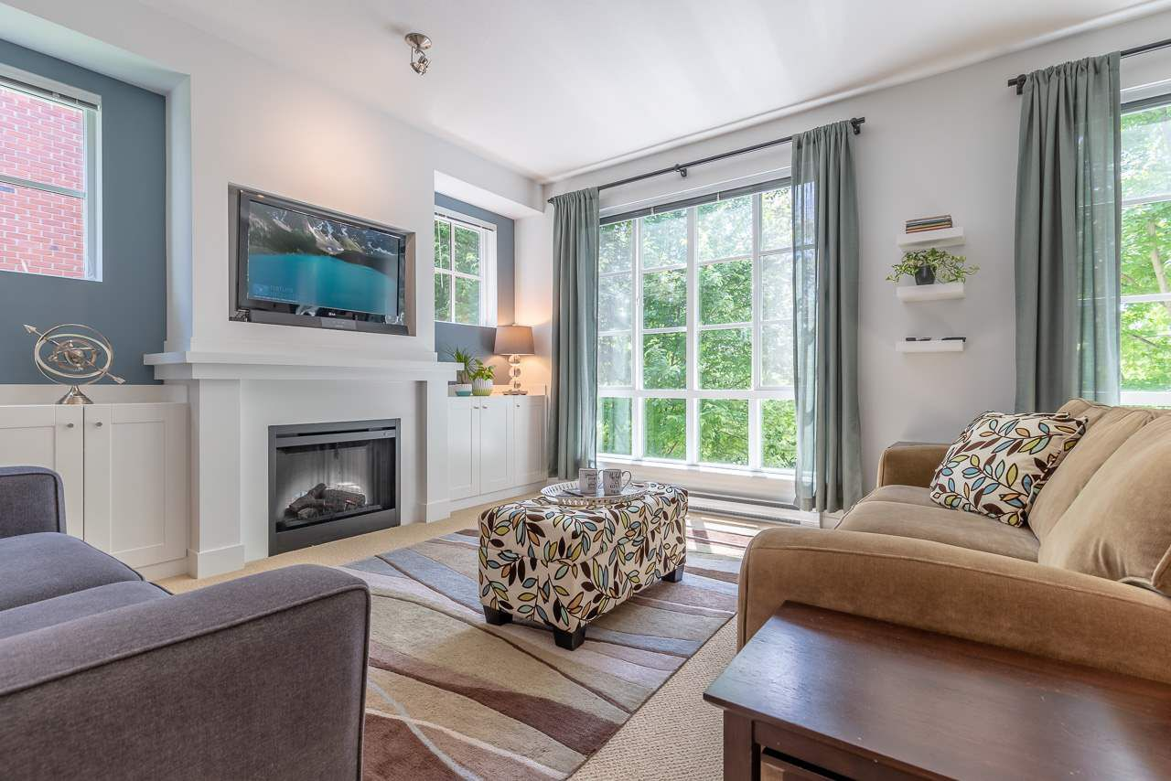 """Main Photo: 8 3437 WILKIE Avenue in Coquitlam: Burke Mountain Townhouse for sale in """"TATTON"""" : MLS®# R2377278"""