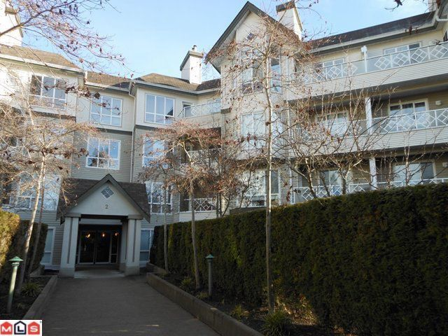 "Main Photo: 111 9979 140TH Street in Surrey: Whalley Condo for sale in ""Sherwood Green"" (North Surrey)  : MLS®# F1200214"
