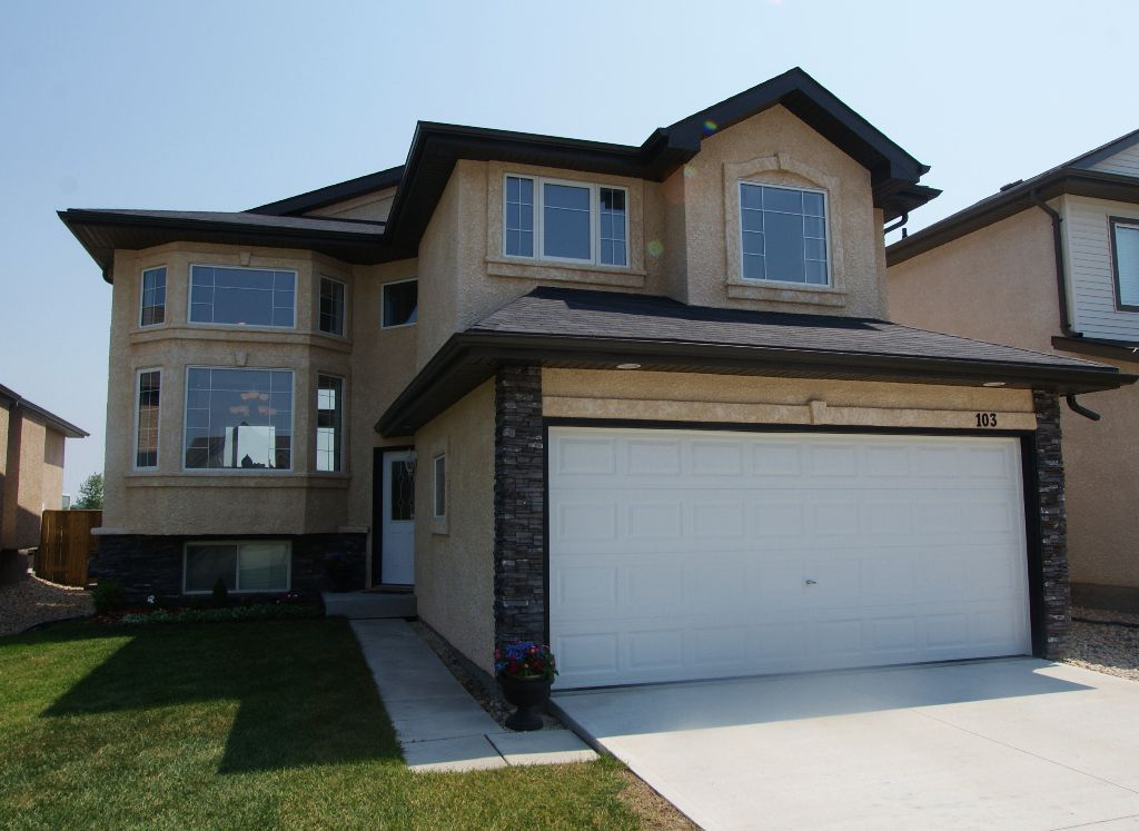 Main Photo: 103 Filbert Crescent in Winnipeg: North Kildonan Residential for sale (North East Winnipeg)  : MLS®# 1214781