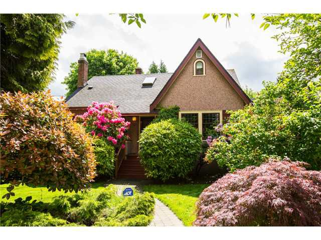 Main Photo: 122 FIFTH Avenue in New Westminster: Queens Park House for sale : MLS®# V1066689