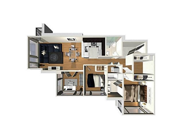 Interior Space/Layout