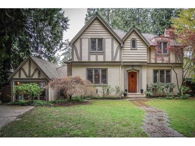 Main Photo: 3370 W 44TH Avenue in Vancouver: Southlands House for sale (Vancouver West)  : MLS®# V1115613