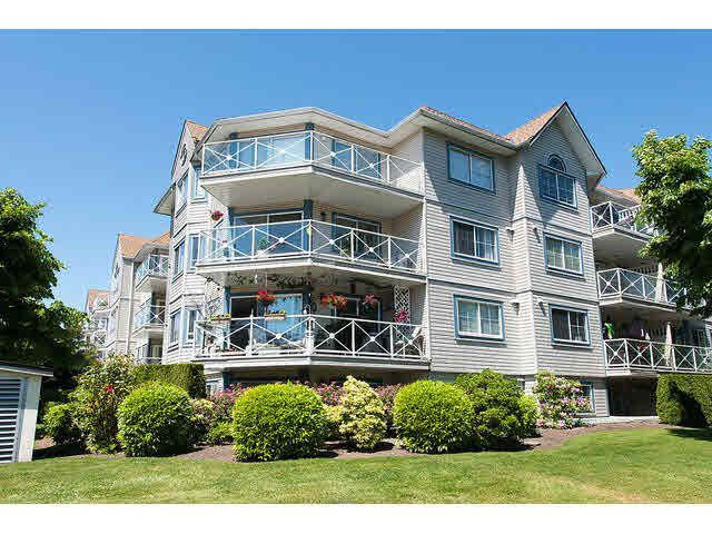 "Main Photo: 509 12101 80TH Avenue in Surrey: Queen Mary Park Surrey Condo for sale in ""SURREY TOWN MANOR"" : MLS®# F1443181"