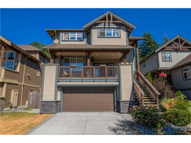 Main Photo: 22910 FOREMAN Drive in Maple Ridge: Silver Valley House for sale : MLS®# V1131427