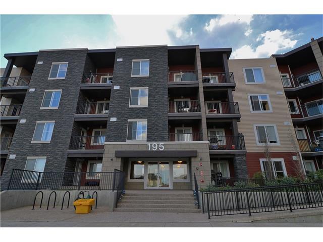 Main Photo: 419 195 KINCORA GLEN Road NW in Calgary: Kincora Condo for sale : MLS®# C4032586