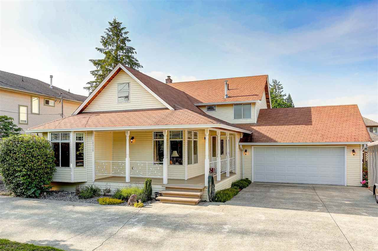 Main Photo: 19329 HAMMOND Road in Pitt Meadows: Central Meadows House for sale : MLS®# R2077042
