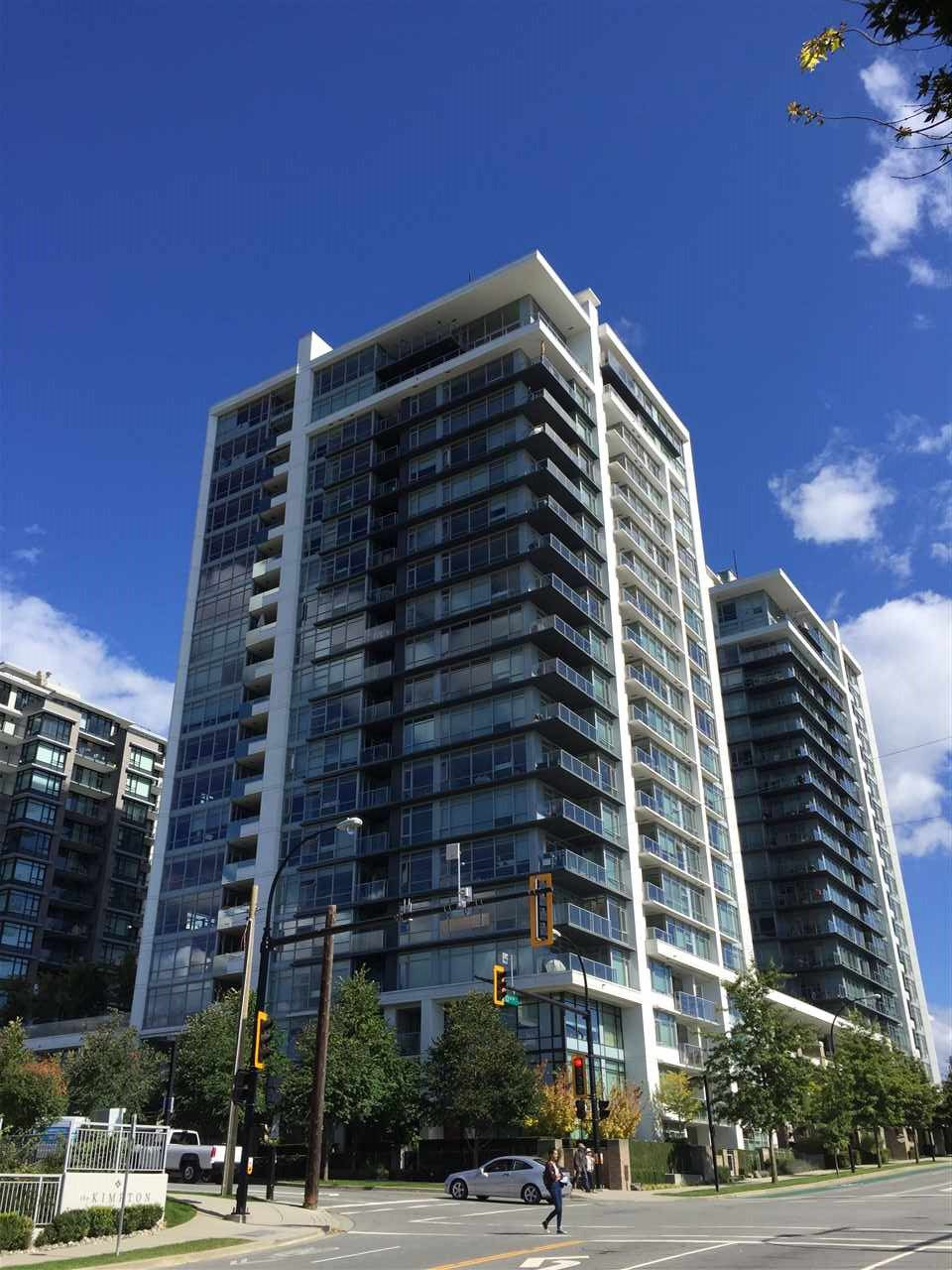 "Main Photo: 1407 1320 CHESTERFIELD Avenue in North Vancouver: Central Lonsdale Condo for sale in ""THE VISTA"" : MLS®# R2108506"