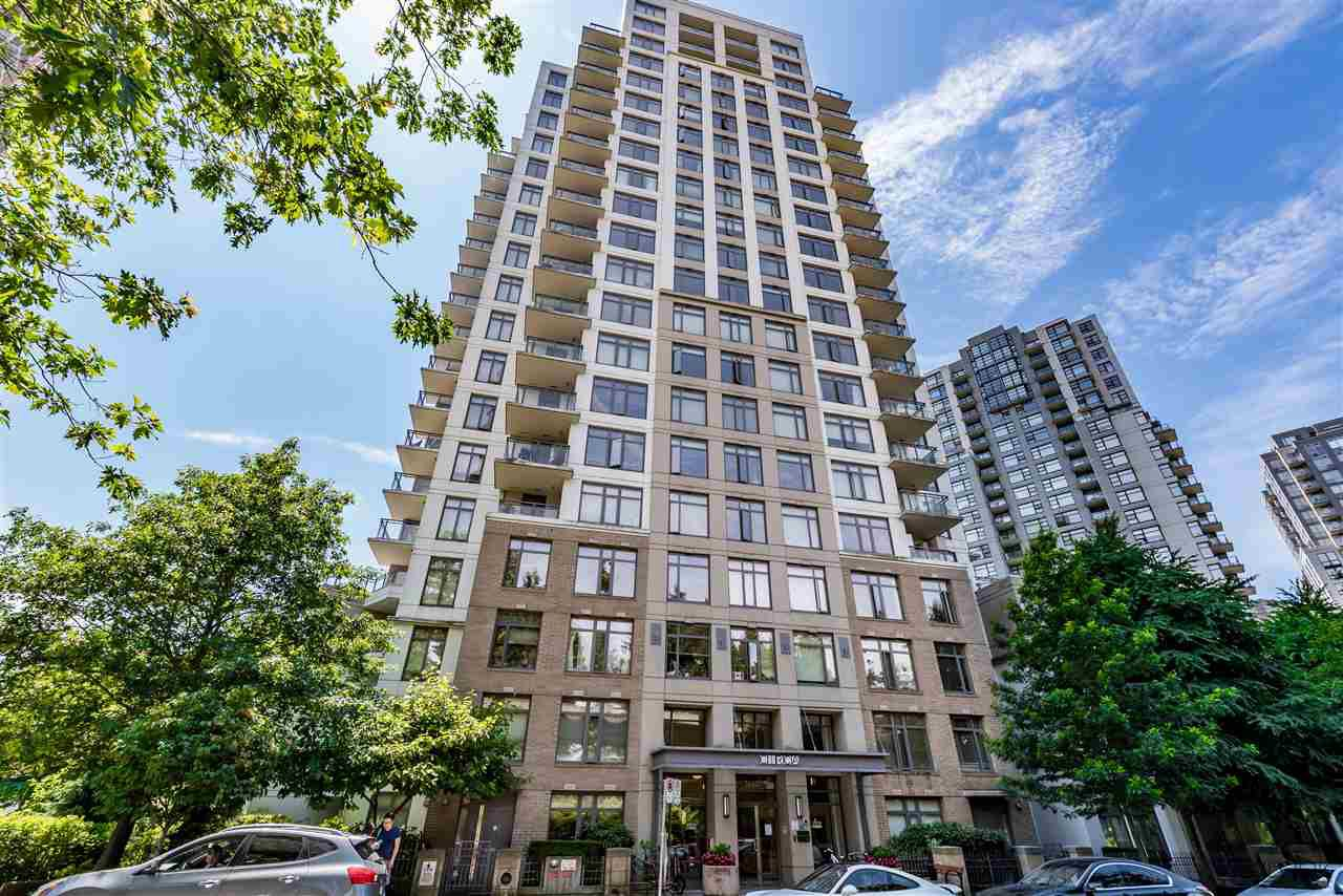 "Main Photo: 707 3660 VANNESS Avenue in Vancouver: Collingwood VE Condo for sale in ""CIRCA"" (Vancouver East)  : MLS®# R2186790"