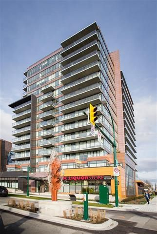 Main Photo: 607 8588 CORNISH Street in Vancouver: S.W. Marine Condo for sale (Vancouver West)  : MLS®# R2193777