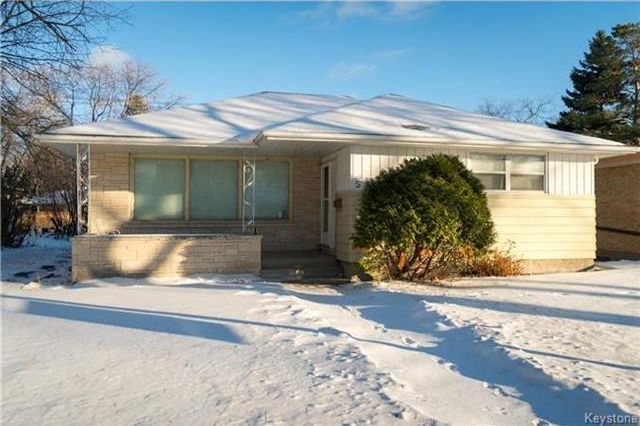 Main Photo: 560 Campbell Street in Winnipeg: River Heights Residential for sale (1D)  : MLS®# 1729659