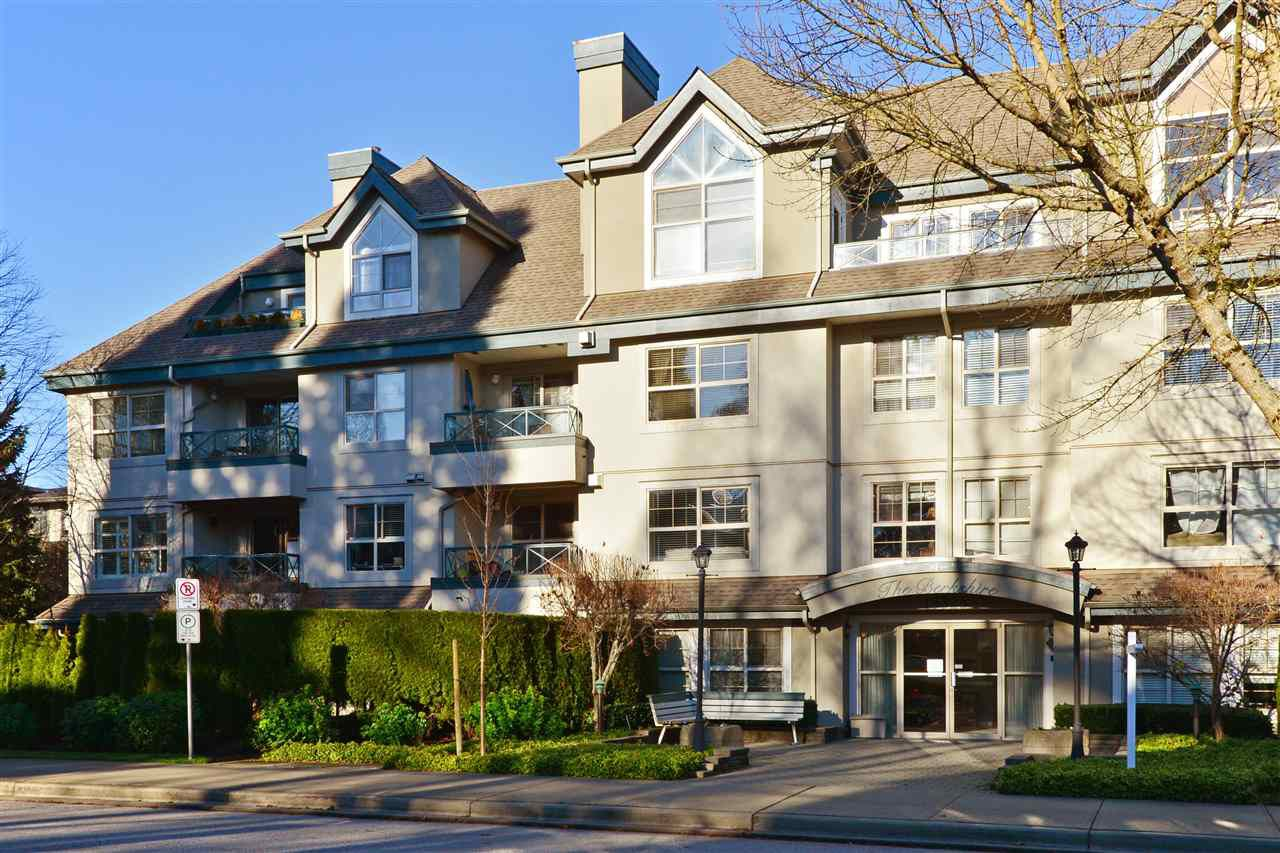 "Main Photo: 106 15325 17 Avenue in Surrey: King George Corridor Condo for sale in ""Berkshire"" (South Surrey White Rock)  : MLS®# R2226987"