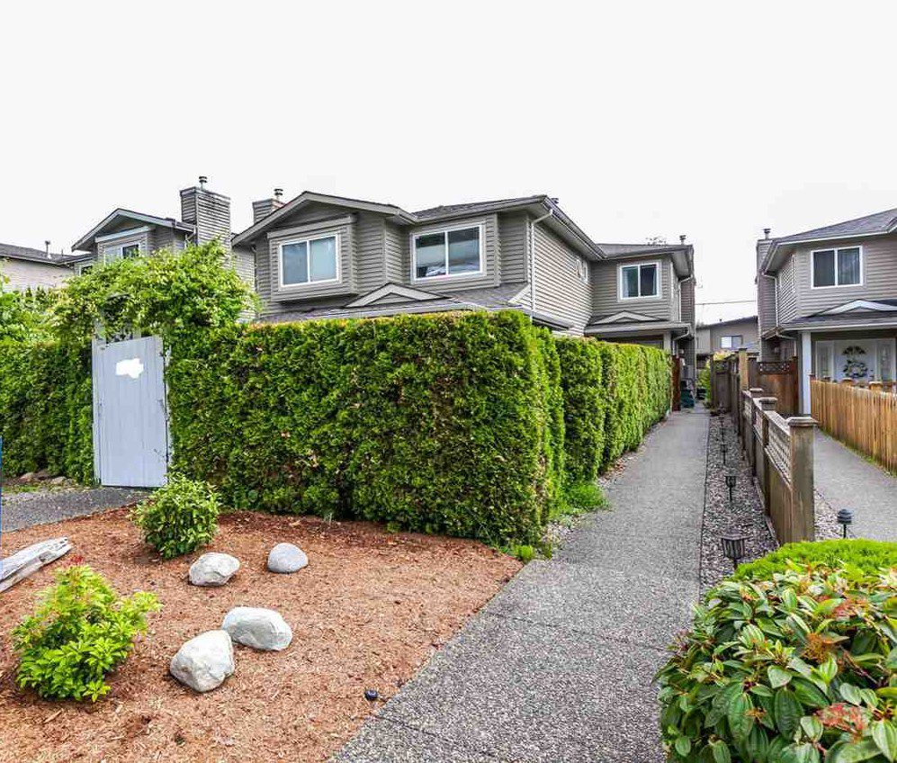 Main Photo: 245 W 19TH. STREET in : Central Lonsdale House 1/2 Duplex for sale : MLS®# R2178205
