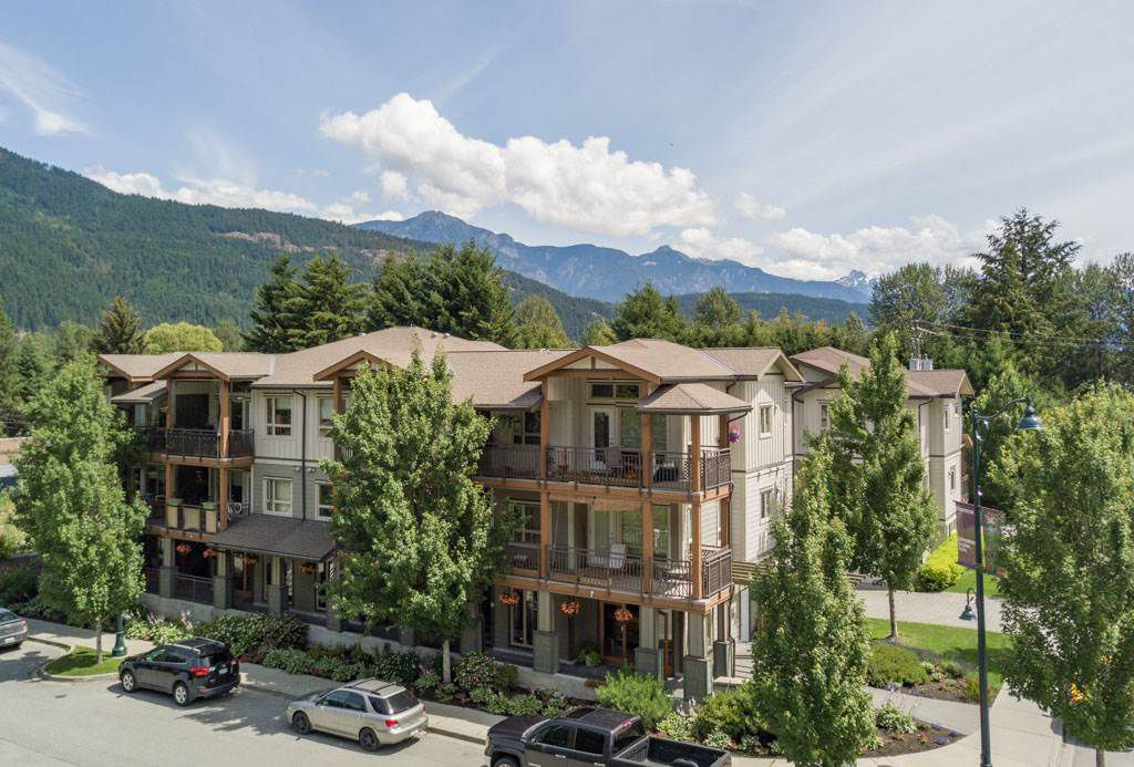 "Main Photo: 12 7450 PROSPECT Street: Pemberton Townhouse for sale in ""EXPEDITION STATION"" : MLS®# R2288332"