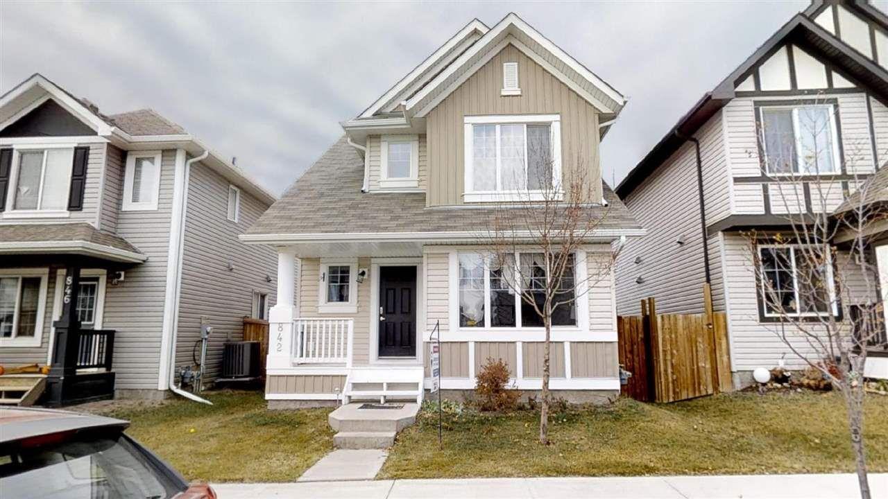 Main Photo: 842 36A Avenue in Edmonton: Zone 30 House for sale : MLS®# E4134684
