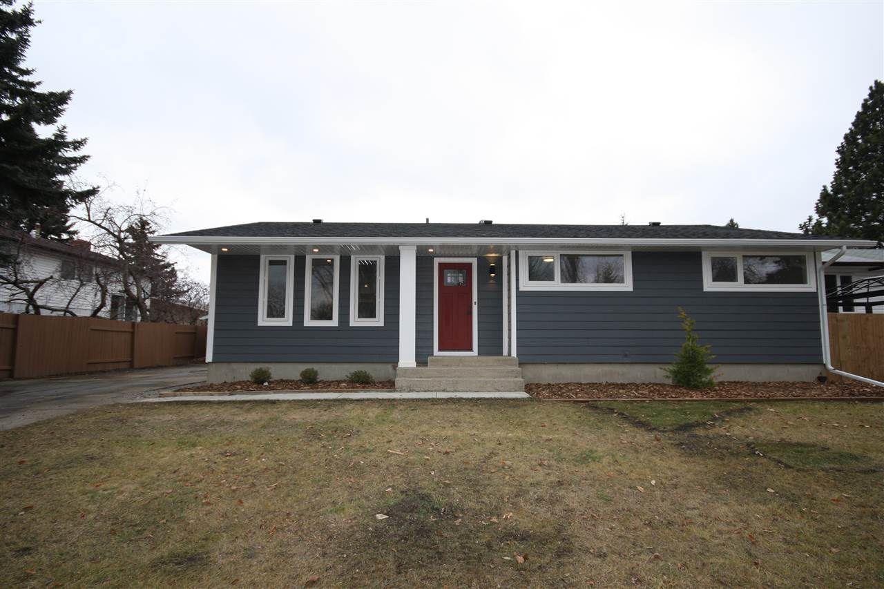 Main Photo: 15503 76 Avenue in Edmonton: Zone 22 House for sale : MLS®# E4136597