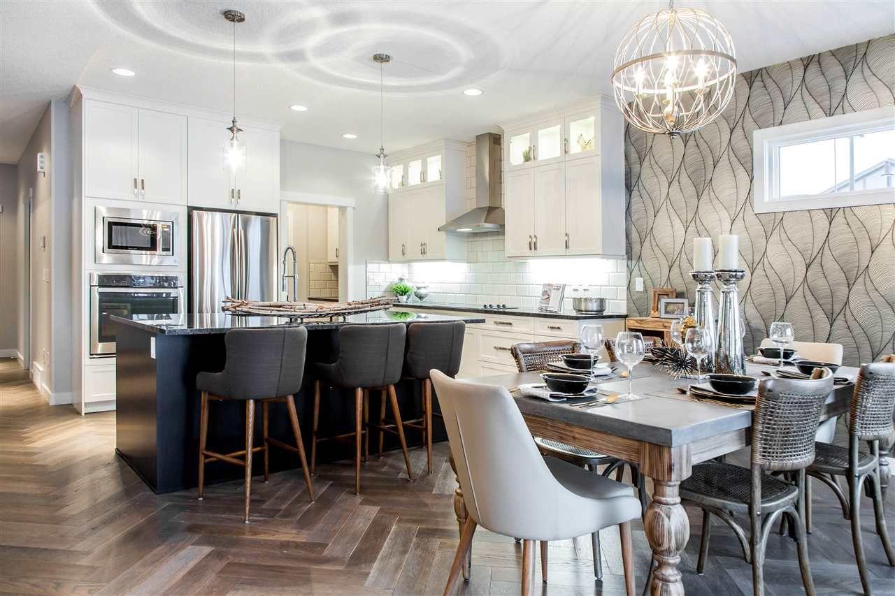 Main Photo: 5706 GREENOUGH Landing in Edmonton: Zone 58 House for sale : MLS®# E4143162