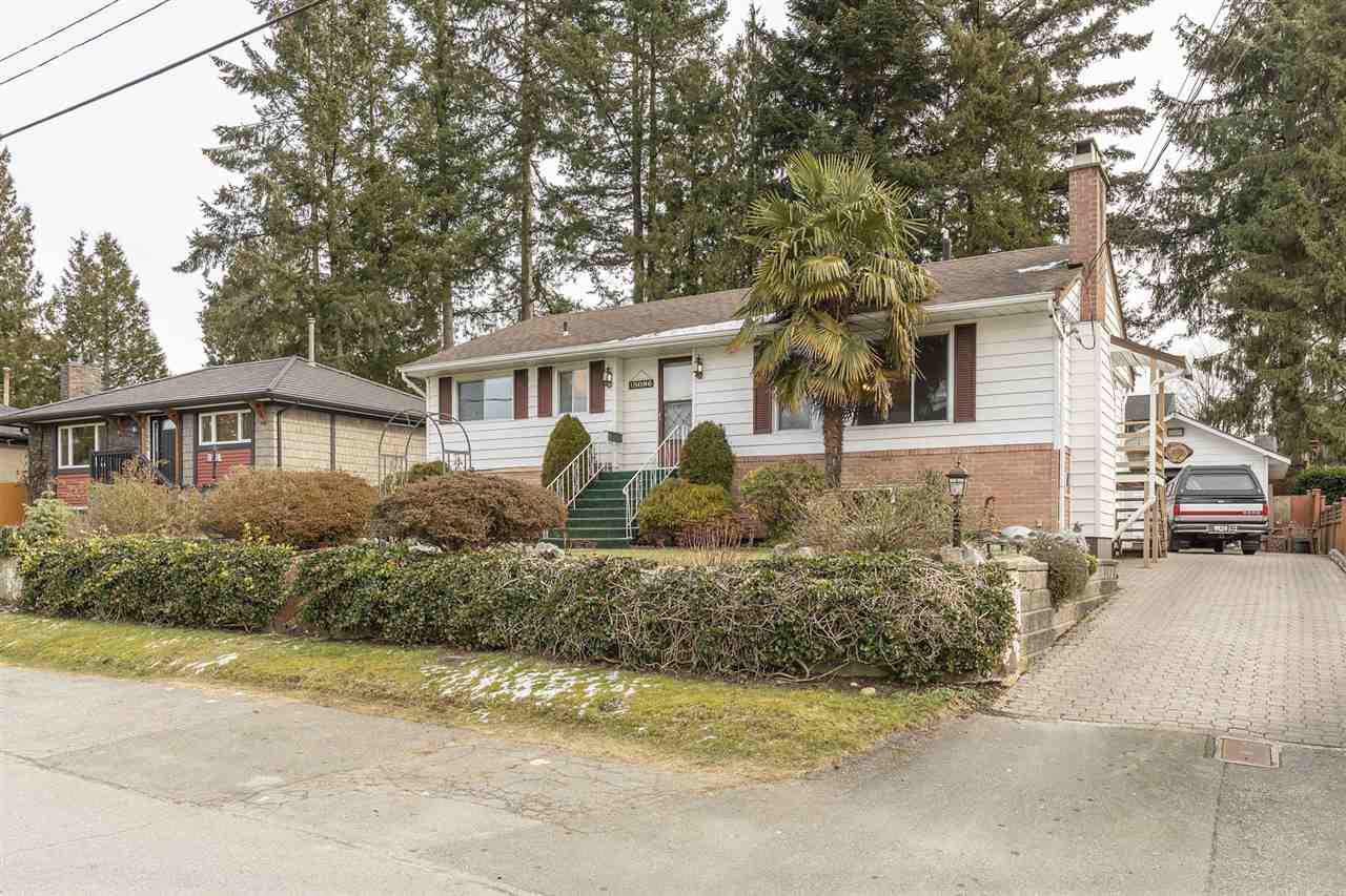 Main Photo: 15086 BLUEBIRD Crescent in Surrey: Bolivar Heights House for sale (North Surrey)  : MLS®# R2340661