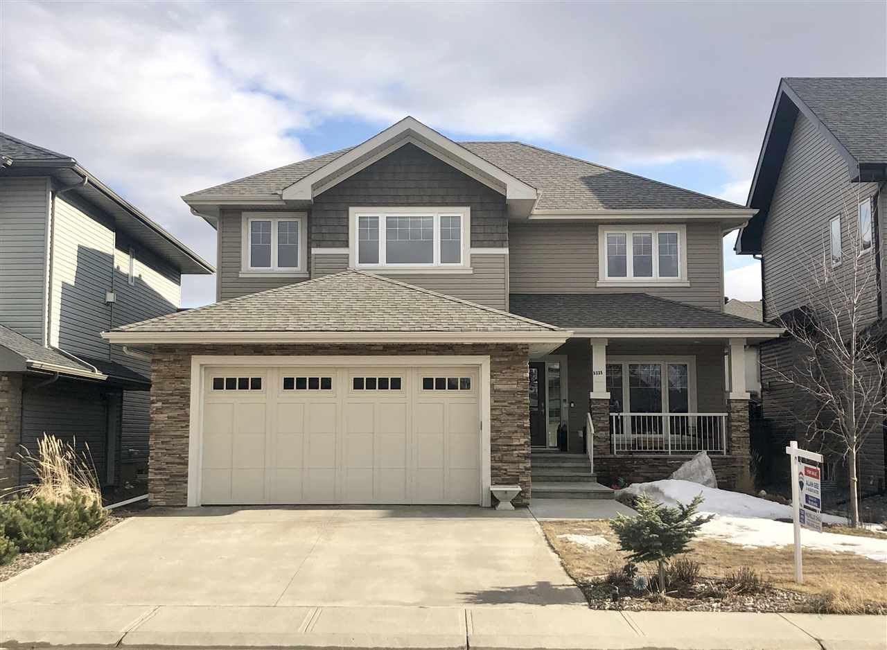 Main Photo: 5335 MULLEN Bend in Edmonton: Zone 14 House for sale : MLS®# E4150221