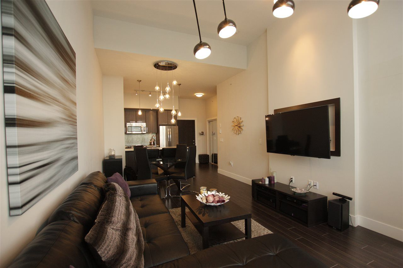 """Main Photo: C403 20211 66 Avenue in Langley: Willoughby Heights Condo for sale in """"Elements"""" : MLS®# R2356375"""