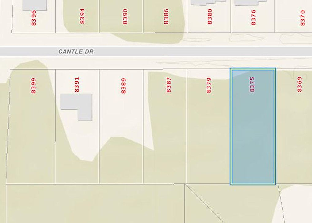 """Main Photo: 8375 CANTLE Drive in Prince George: Western Acres Land for sale in """"WESTERN ACRES"""" (PG City South (Zone 74))  : MLS®# R2359227"""