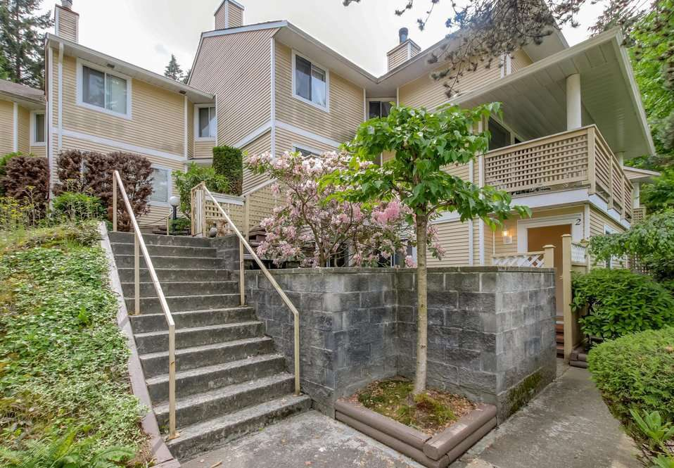"""Main Photo: 2 2223 ST JOHNS Street in Port Moody: Port Moody Centre Townhouse for sale in """"PERRY'S MEWS"""" : MLS®# R2363236"""