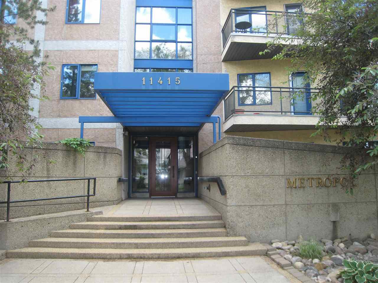 Main Photo: 104 11415 100 Avenue in Edmonton: Zone 12 Condo for sale : MLS®# E4154541