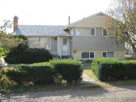 Main Photo: 314 Walnut Ave.: House for sale (North Kamloops)  : MLS®# 84482