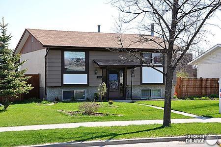 Main Photo: 181 Tu-Pelo Avenue in Winnipeg: Residential for sale (Valley Gardens)  : MLS®# 1109071