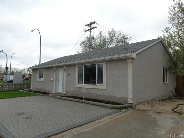 Main Photo: 2355 Ness Avenue in WINNIPEG: St James Residential for sale (West Winnipeg)  : MLS®# 1411687