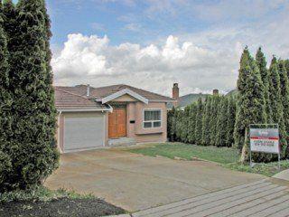 Main Photo: 6333 BURNS Street in Burnaby: Upper Deer Lake Home for sale ()  : MLS®# V538641