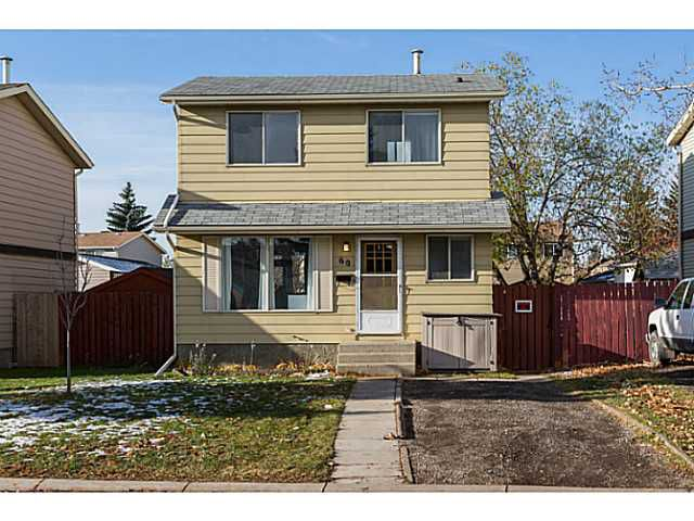 Main Photo: 60 ERIN MOUNT Crescent SE in Calgary: Erinwoods Residential Detached Single Family for sale : MLS®# C3642825