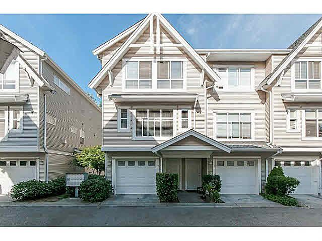 """Main Photo: 7 6415 197 Street in Langley: Willoughby Heights Townhouse for sale in """"Logans Reach"""" : MLS®# F1450512"""