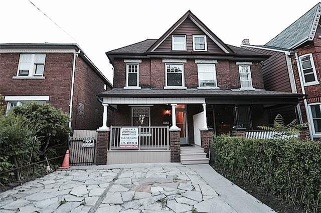 Main Photo: Marie Commisso Vaughan Real Estate Bank Street in Toronto: Little Portugal House (2 1/2 Storey) for sale