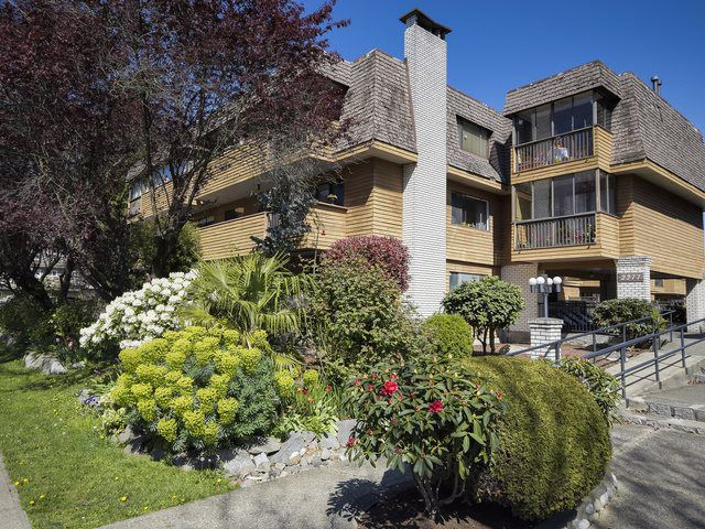 """Main Photo: 310 2277 E 30TH Avenue in Vancouver: Victoria VE Condo for sale in """"South Twin Court"""" (Vancouver East)  : MLS®# R2023289"""