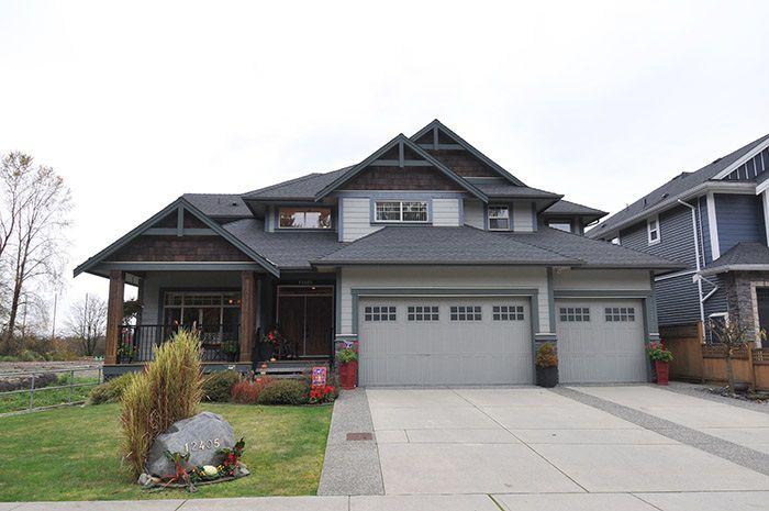 "Main Photo: 12405 ALLISON Street in Maple Ridge: Northwest Maple Ridge House for sale in ""MCIVOR MEADOWS"" : MLS®# R2121293"