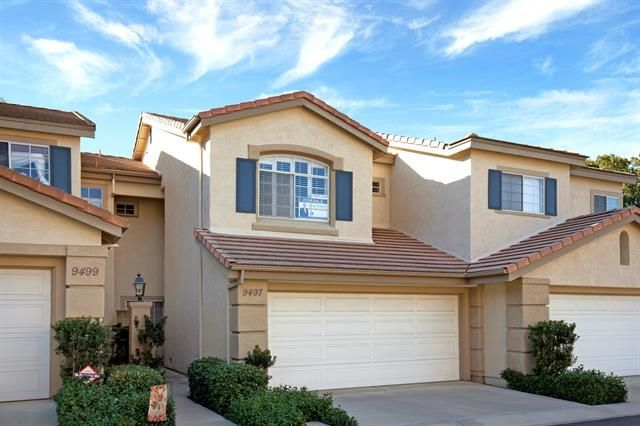 Main Photo: MIRA MESA Townhome for rent : 2 bedrooms : 9497 Questa Pointe in San Diego
