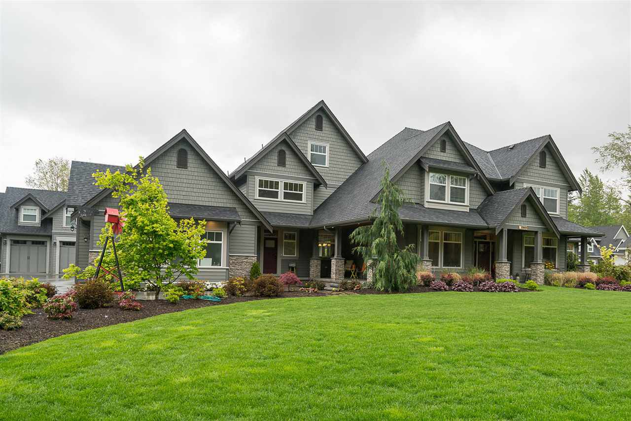 Main Photo: 23421 OLD YALE Road in Langley: Campbell Valley House for sale : MLS®# R2167337
