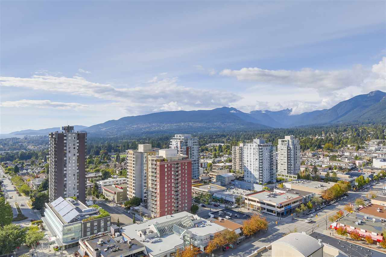 Main Photo: 2007 125 E 14TH Street in North Vancouver: Central Lonsdale Condo for sale : MLS®# R2210345