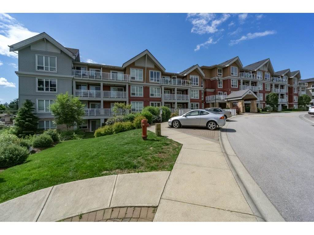 "Main Photo: 305 6450 194 Street in Surrey: Clayton Condo for sale in ""Waterstone"" (Cloverdale)  : MLS®# R2220895"