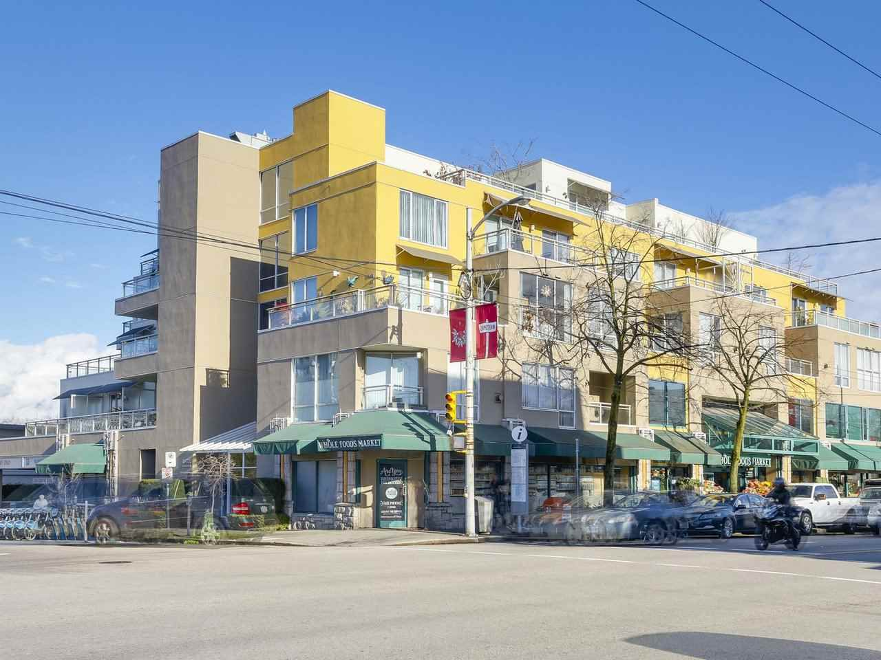 "Main Photo: 301 1978 VINE Street in Vancouver: Kitsilano Condo for sale in ""CAPERS BUILDING"" (Vancouver West)  : MLS®# R2224832"