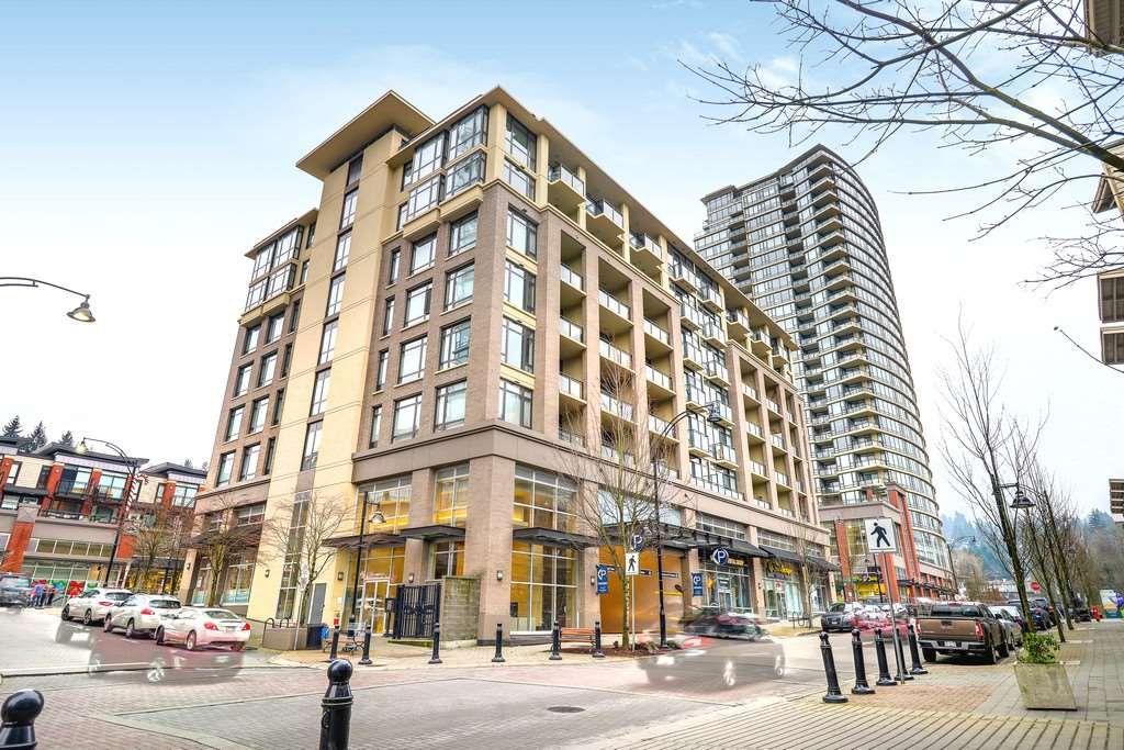 "Main Photo: 612 121 BREW Street in Port Moody: Port Moody Centre Condo for sale in ""ROOM AT SUTERBROOK"" : MLS®# R2227981"