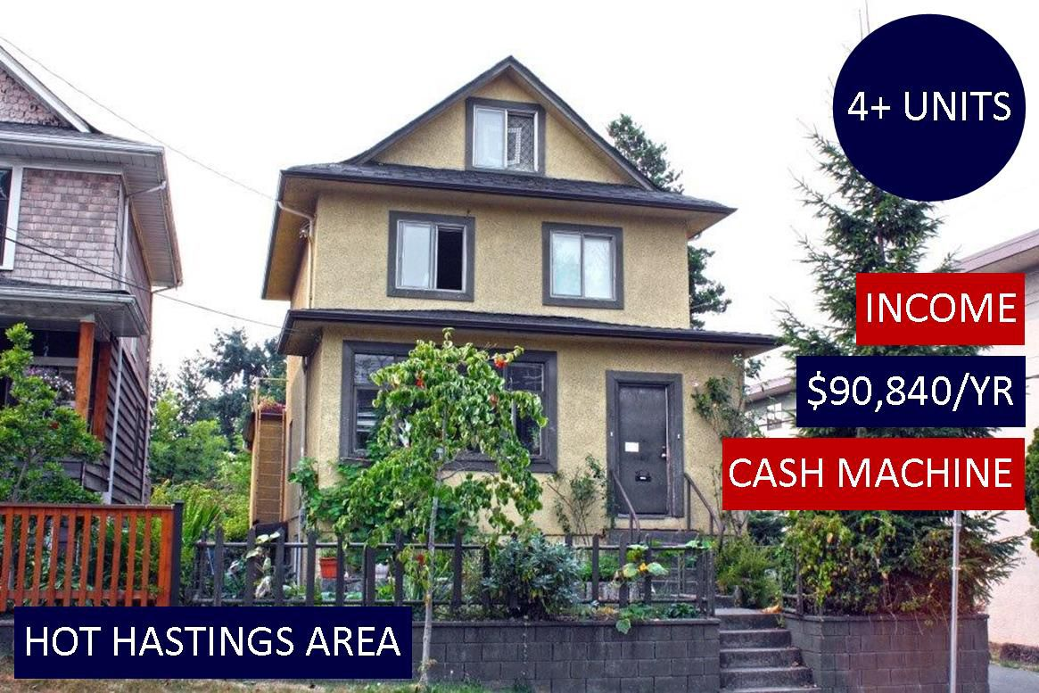 229 Templeton Drive In Vancouver Hastings House For East Mls R2230362