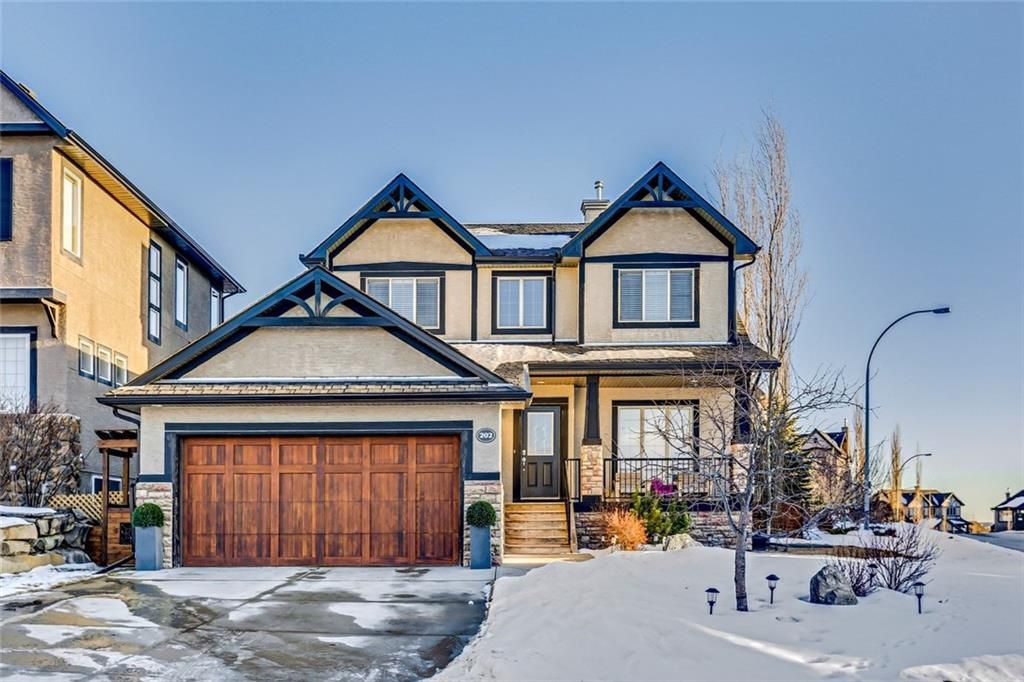 Main Photo: 202 Tusslewood Grove NW in Calgary: Tuscany House for sale : MLS®# C4162415