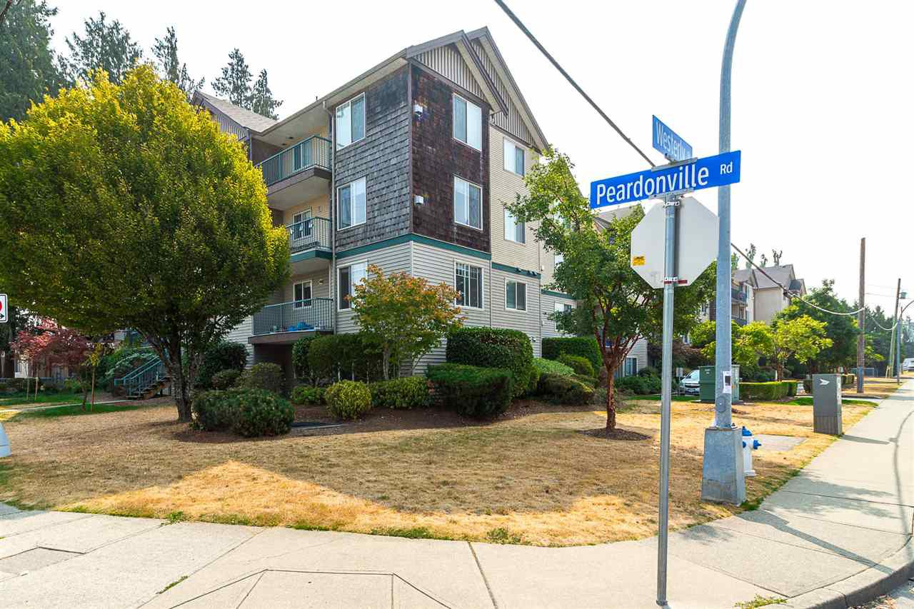 """Main Photo: 313 2350 WESTERLY Street in Abbotsford: Abbotsford West Condo for sale in """"Stonecroft Estates"""" : MLS®# R2300019"""