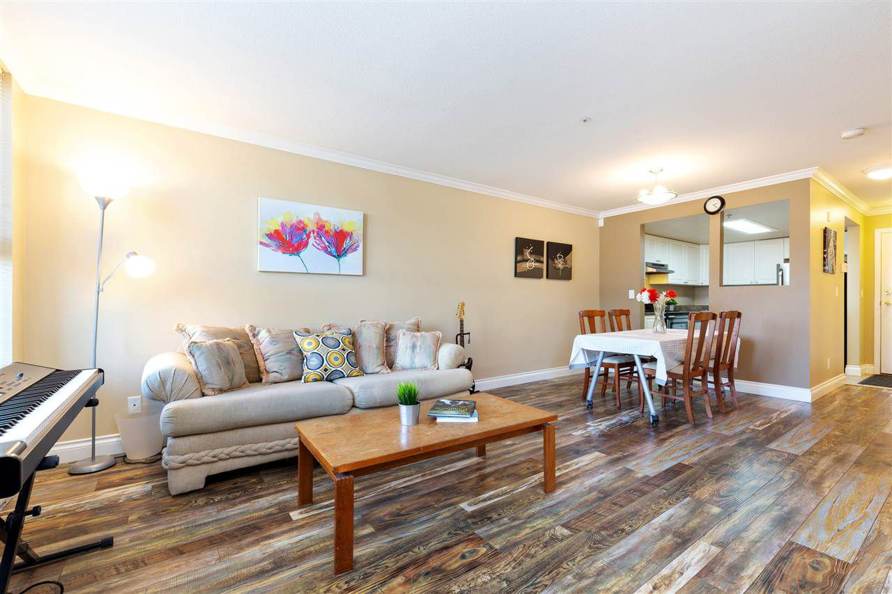 "Main Photo: 102 1519 GRANT Avenue in Port Coquitlam: Glenwood PQ Condo for sale in ""The Beacon"" : MLS®# R2302022"